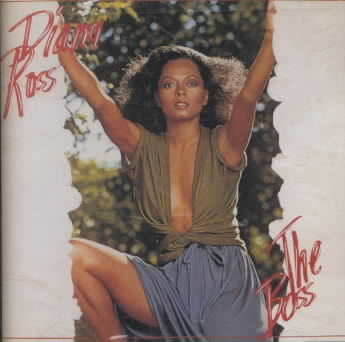 BOSS BY ROSS,DIANA (CD)