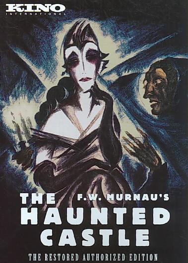 HAUNTED CASTLE BY MURNAU,F.W. (DVD)