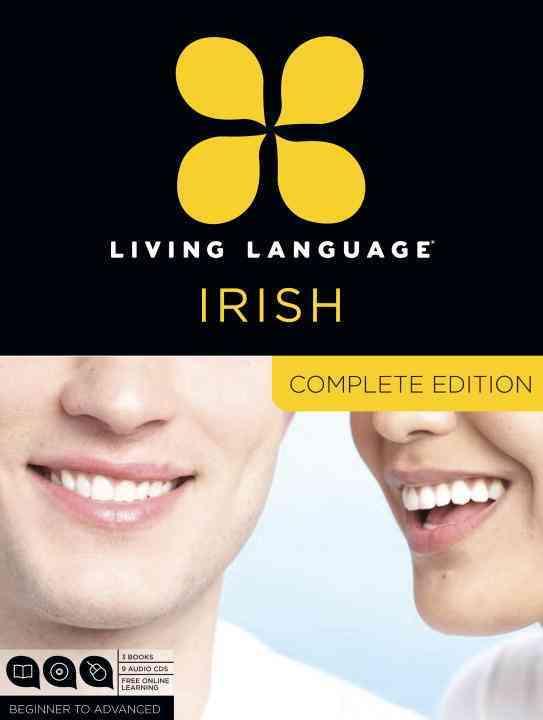 Living Language Irish Gaelic By Living Language (COR)